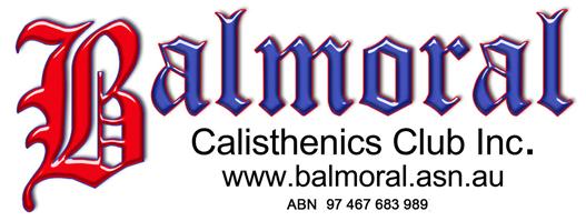 Balmoral Calisthenics Club